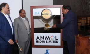 Anmol India BSE-SME listing